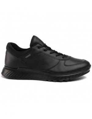 ECCO vīriešu melni ikdienas apavi EXOSTRIDE M