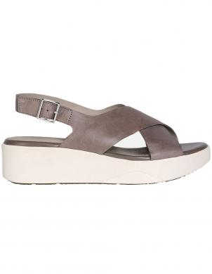 GEOX sieviešu brūnas sandales LAUDARA