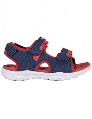 GEOX bērnu zilas sandales VANIETT BOY