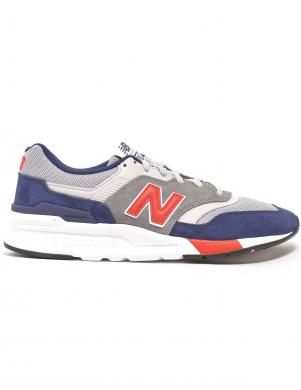 NEW BALANCE vīriešu krāsaini ikdienas apavi