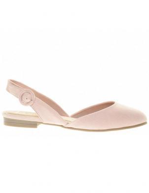 MARCO TOZZI sieviešu krēmīgas slēgtas sandales