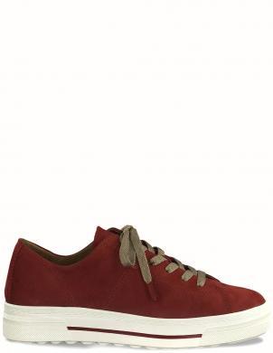 TAMARIS sieviešu sarkani ikdienas apavi