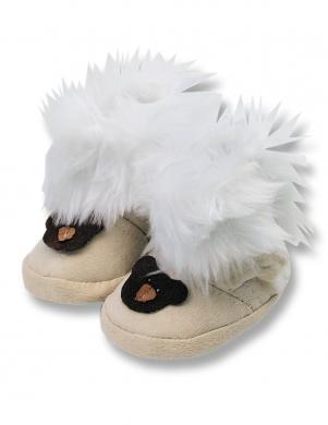 LAFEL bērnu krēmīgas krāsas apavi