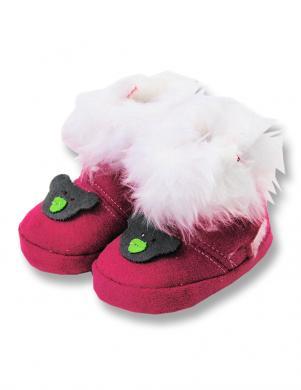 LAFEL bērnu rozā krāsas apavi