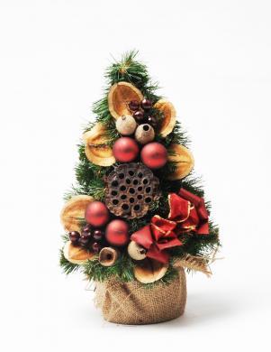 Dekoratīva Ziemassvētku eglīte, 30 cm PINUS