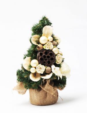 PINUS dekoratīva ziemassvētku eglīte, 30 cm