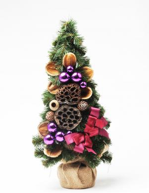 Dekoratīva Ziemassvētku eglīte, 40 cm PINUS
