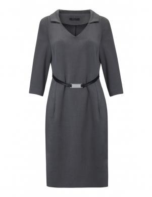 9FASHION pelēka eleganta kleita Rita