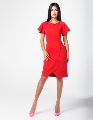 RITA KOSS skaista sarkanas krāsas kleita sievietēm