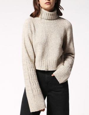 DIESEL smilsu krāsas sieviešu džemperis CUTY