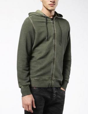 DIESEL zaļš vīriešu džemperis