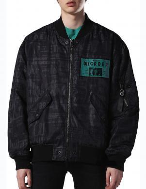 DIESEL tumša vīriešu jaka