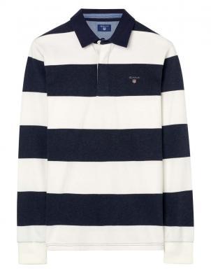 Zils/balts vīriešu džemperis GANT