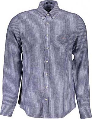 Zils vīriešu krekls no lina GANT