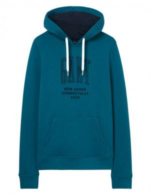 Zils sieviešu džemperis GANT
