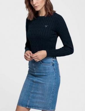 Melns sieviešu džemperis GANT