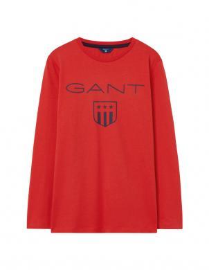 Sarkans bērnu krekls  GANT