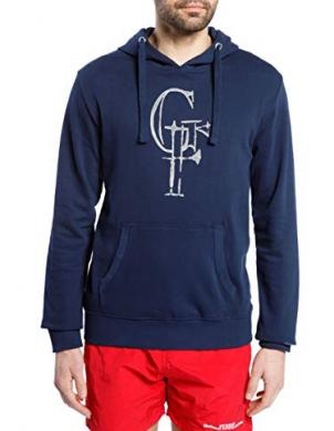 GIANFRANCO FERRE vīriešu tumši zils džemperis