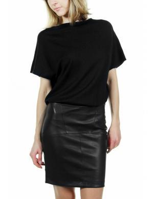 GUESS melnas krāsas stilīga sieviešu kleita