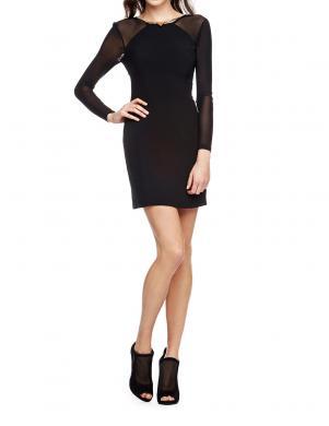 GUESS sieviešu skaista melnas krāsas kleita