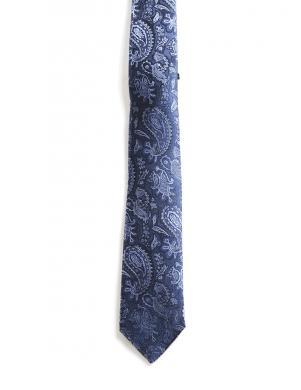 JACK&JONES tumši zilas krāsas vīriešu kaklasaite PRSYDNEY