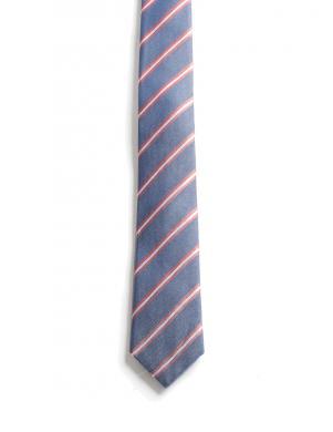 JACK&JONES svītraina vīriešu kaklasaite PRSYDNEY