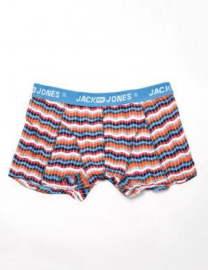 JACK & JONES vīriešu krāsainas apakšbikses-šorti KEY