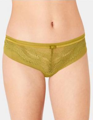 TRIUMPH zaļas sieviešu apakšbikses