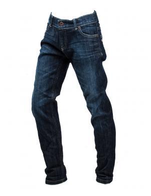 SILVIAN HEACH KIDS tumši zilas krāsas džinsi meitenei
