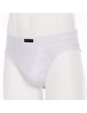 PIERRE CARDIN kokvilnas vīriešu apakšbikses baltā krāsā