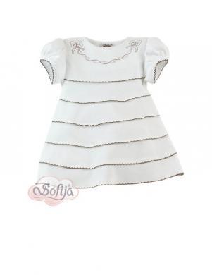 SOFIJA balta kleita Sonia