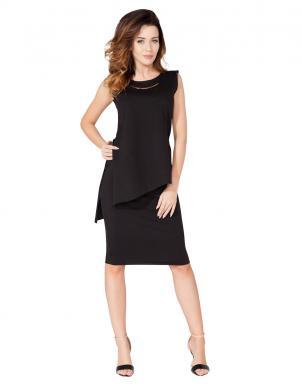 TESSITA skaisti sieviešu melnas krāsas svārki