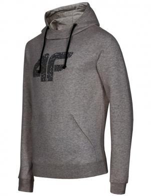 Pelēks vīriešu džemperis BLM003 4F