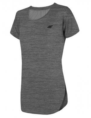 Pelēks sporta sieviešu krekls TSDF004 4F