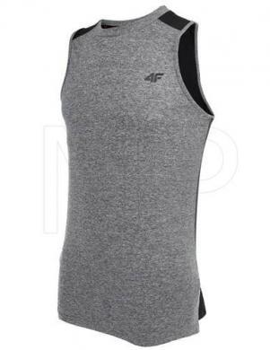 Pelēks vīriešu krekls TSMF001 4F