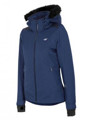 Zila sieviešu slēpošanas jaka KUDN008 4F
