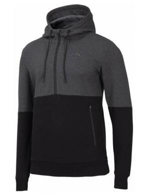 Pelēks vīriešu džemperis BLM001 4F