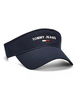 TOMMY JEANS zila sieviešu cepure-nags