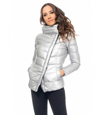 TANTRA sudraba krāsas sieviešu jaka