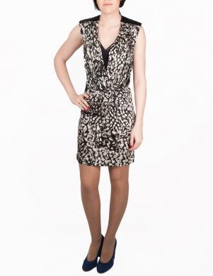JOHN RICHMOND stilīga sieviešu kleita ar V formas izgriezumu