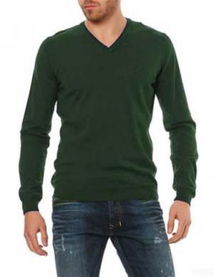DIESEL zaļš vīriešu džemperis BETINEW MAGLIA
