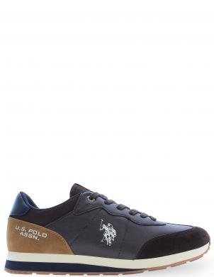 U.S.POLO vīriešu tumši zili ikdienas apavi