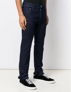 VERSACE JEANS tumši zili vīriešu džinsi