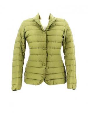 GEOX zaļas krāsas dūnu sieviešu jaka