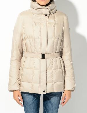 GEOX krēmīgas krāsas dūnu sieviešu jaka