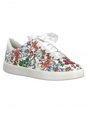 Sieviešu brīva laika apavi ar ziedu motīvu MARCO TOZZI