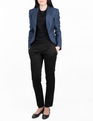 JOHN RICHMOND zilas krāsas skaists sieviešu jaka no vilnas