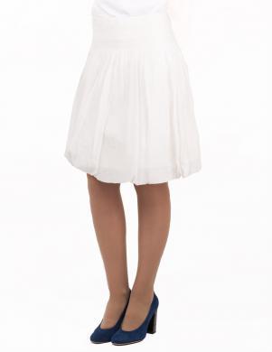 JOHN RICHMOND sieviešu eleganti baltas krāsas svārki