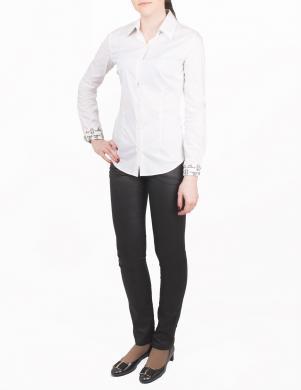 RICHMOND X baltas krāsas stilīgs sieviešu krekls