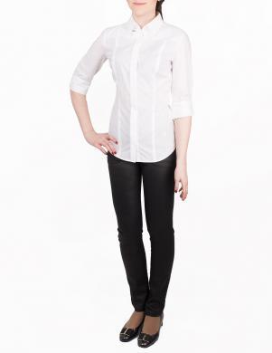 RICHMOND X sieviešu baltas krāsas kokvilnas krekls